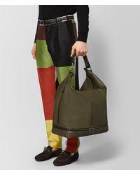 Bottega Veneta DUFFEL BAG in Green für Herren