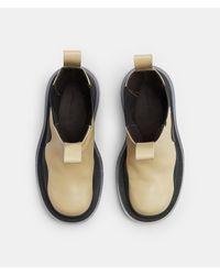 Bottega Veneta Black Tire Boots