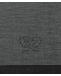 ÉCHARPE EN LAINE Bottega Veneta pour homme en coloris Gray
