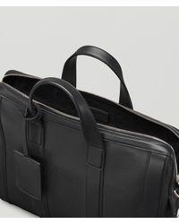 SERVIETTE Bottega Veneta pour homme en coloris Black