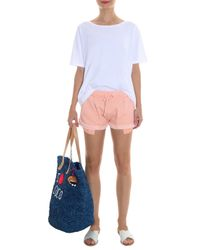 Wildfox - Pink Quentin Shorts - Lyst