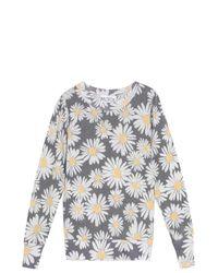 Wildfox | Multicolor Daisy Sweater | Lyst
