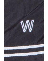 Danward - Black Striped Swim Shorts for Men - Lyst