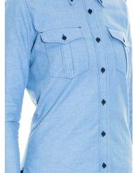 Étoile Isabel Marant - Blue Wandy Shirt - Lyst