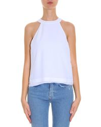 A.L.C. - Blue Alix Top - Lyst