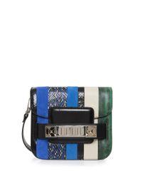 Proenza Schouler - Blue Ps11 Tiny Exotic Stripe - Lyst