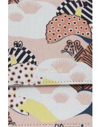 Paul & Joe - Multicolor Printed Mini Bag - Lyst