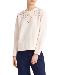 Paul & Joe - Pink Colbert Top - Lyst