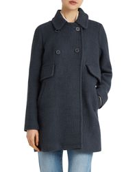 Paul & Joe - Black Estrello Coat - Lyst
