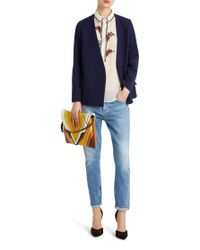 Paul & Joe - Blue Casiopee Jacket - Lyst