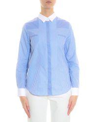 Paul & Joe - Blue Camargue Shirt - Lyst