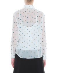 Paul & Joe - White Egrun Shirt - Lyst