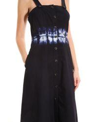 Rachel Comey - Multicolor Tie-dye Palmira Dress - Lyst