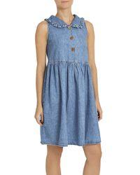 M.i.h Jeans - Blue Sun Dress - Lyst