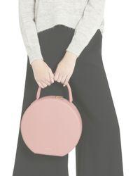 Mansur Gavriel - Pink Circle Leather Bag - Lyst