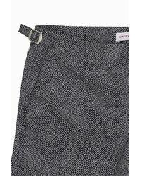 Orlebar Brown - Gray Bulldog Aboriginal Shorts - Lyst
