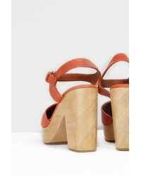 Rachel Comey - Brown Dekalb Mary Jane Sandals - Lyst