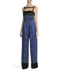 Mary Katrantzou - Multicolor Moss Jumpsuit - Lyst
