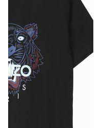 KENZO - Black Iconic Tiger T-shirt for Men - Lyst