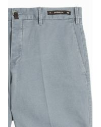 PT01 - Blue Jambo Fly Stretch Cargo Short for Men - Lyst