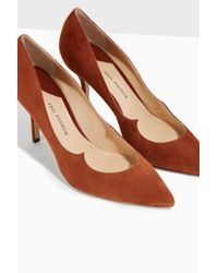 Paul Andrew - Brown Kimura Court Shoes - Lyst