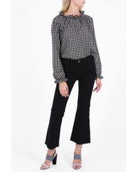 M.i.h Jeans - Multicolor Sandy High Neck Top - Lyst