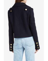 Tibi | Blue Admiral Jacket | Lyst
