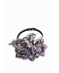 Missoni | Multicolor Flower-detail Choker | Lyst
