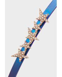 Diane Kordas Cosmos Blue Star Bracelet