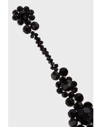 Simone Rocha - Multicolor Victorian Drop Earrings, Size Os, Women, Black - Lyst