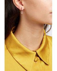 Monica Vinader Pink Naida Earrings