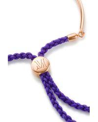 Monica Vinader | Multicolor Fiji Bracelet | Lyst