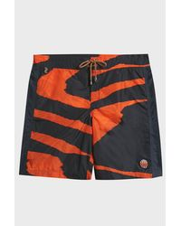 Missoni - Multicolor Printed Swim Shorts for Men - Lyst