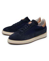 Brunello Cucinelli Sneaker in Blue für Herren