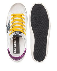 Golden Goose Deluxe Brand Multicolor Sneaker SUPERSTAR