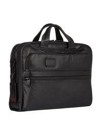Tumi - Black ALPHA 2 Business-Tasche for Men - Lyst