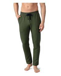 Mey Lounge-Hose in Green für Herren
