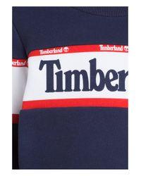 Timberland Sweatshirt in Blue für Herren