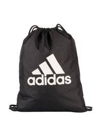 Adidas Trainingsbeutel PERFORMANCE in Black für Herren