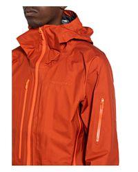 Norrona Skijacke LOFOTEN in Orange für Herren