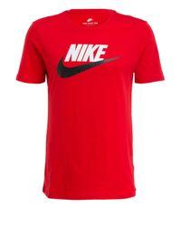 Nike T-Shirt FUTURA ICON in Red für Herren