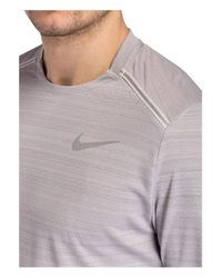 Nike Laufshirt DRI-FIT MILER in Multicolor für Herren