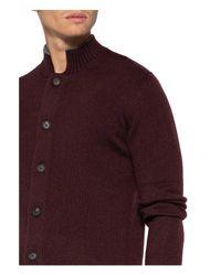 Eleventy Strickjacke aus Cashmere in Multicolor für Herren