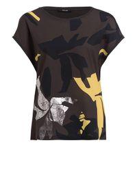 Opus Black T-Shirt SALME
