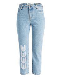 Off-White c/o Virgil Abloh Blue Jeans
