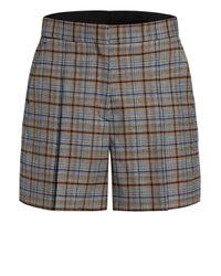 Sandro Multicolor Shorts