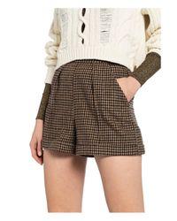Maje Multicolor Shorts ILRO