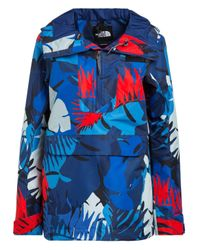 The North Face Blue Schlupfjacke TANAGER