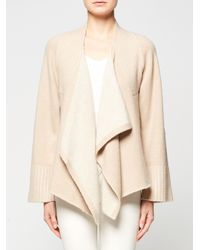 Brochu Walker Natural The Aires Cardigan