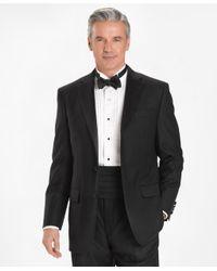 Brooks Brothers Black Madison Fit Golden Fleece® Three-button Notch Tuxedo for men